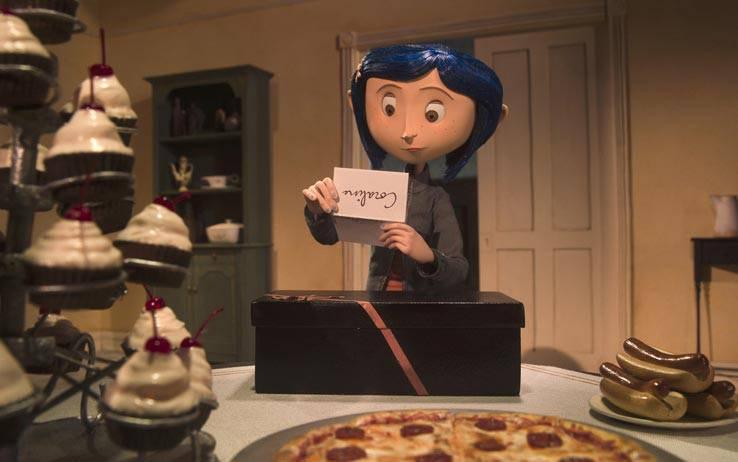 Coraline e la porta magica 2009 di henry selick in - Coraline e la porta magica film ...