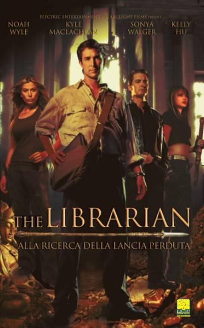 The Librarian: alla ricerca della lancia perduta