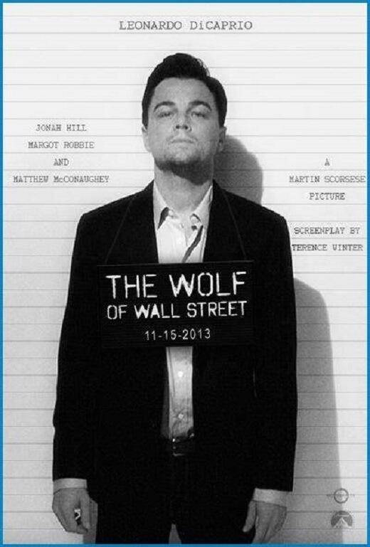 "jordan belfort libro italiano  The wolf of Wall Street"" di Martin Scorsese: trailer -"