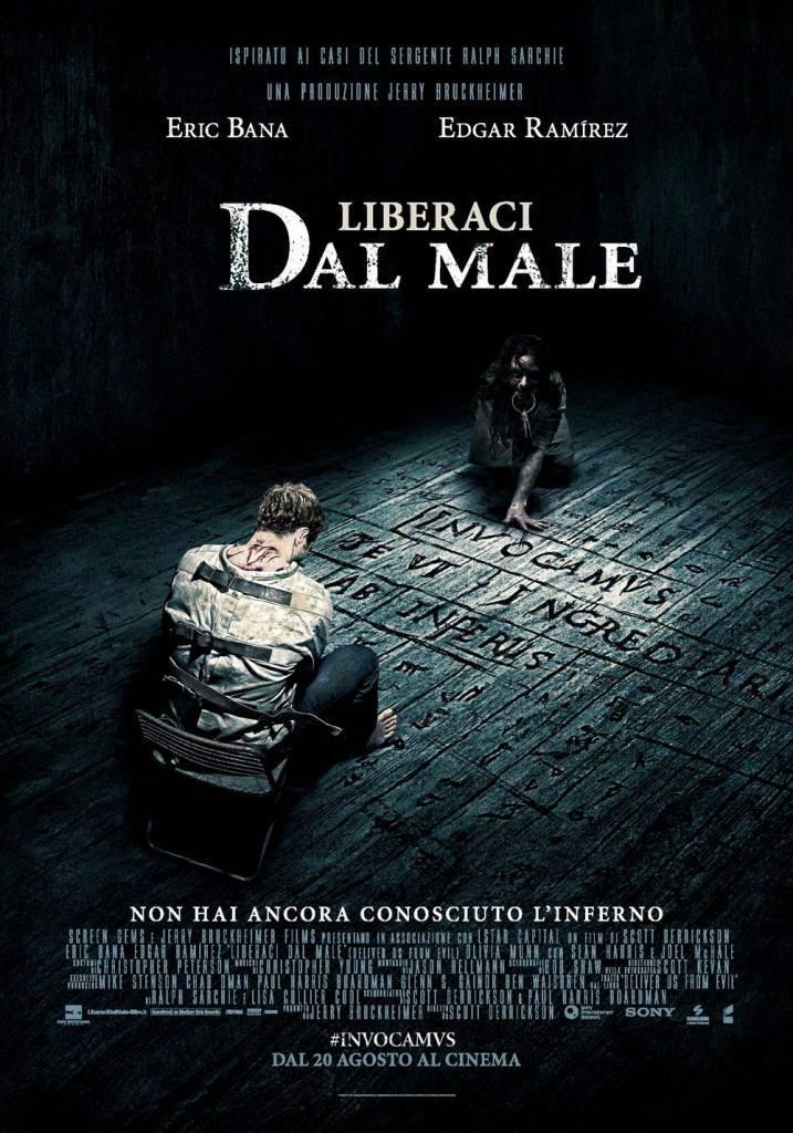 Liberaci dal Male_Locandina