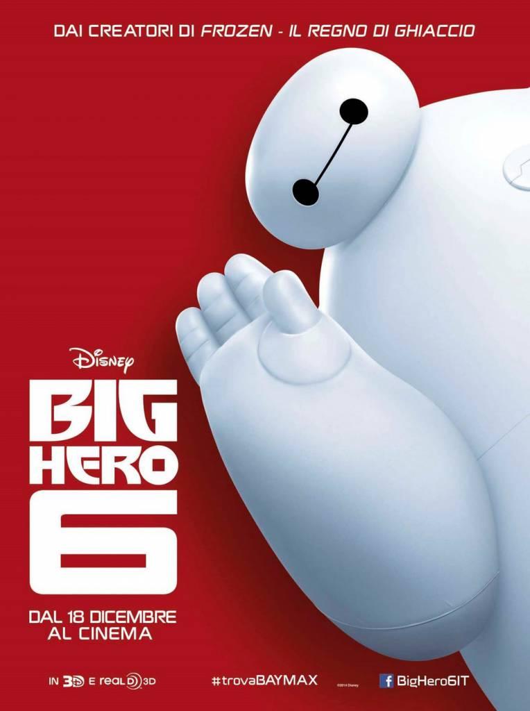 136354397220 payoff poster bh6 Big Hero 6: Disney Italia e MediCinema Italia Onlus insieme per portare la magia del cinema in ospedale