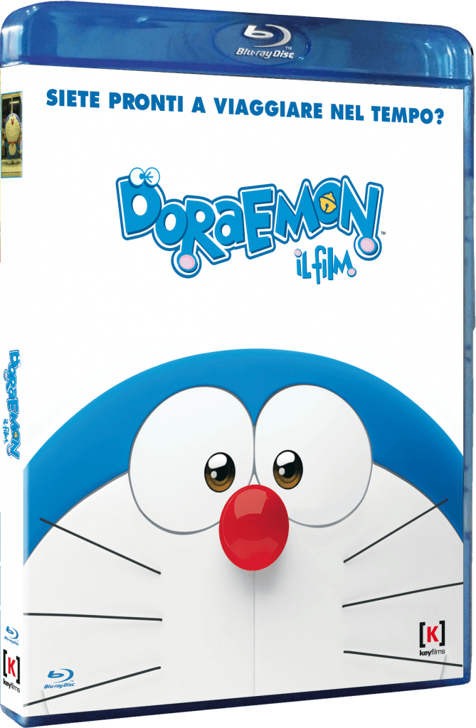 Doraemon bluray
