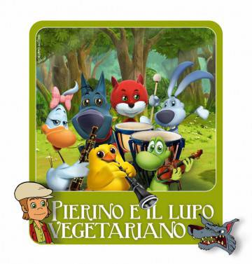 Pierino e il lupo vegetariano_LOGO
