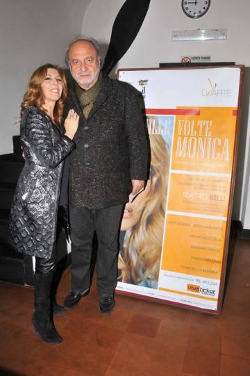 Tina Vannini e Giancarlo Scarchilli