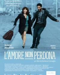L'AMORE NON PERDONA - manifesto