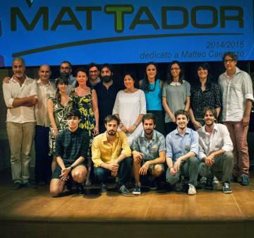 Mattador 6 edizione premiazione Venezia 17 luglio 2015