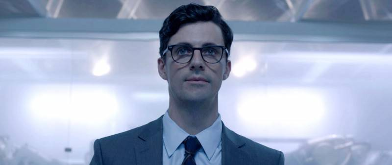 SELFLESS_FP_00045_R.JPG Matthew Goode stars as Albright, the brilliant head of a secret organization, in Gramercy Pictures' provocative psychological science fiction thriller Self/less, directed by Tarsem Singh and written by Alex Pastor & David Pastor. Credit: Gramercy Pictures