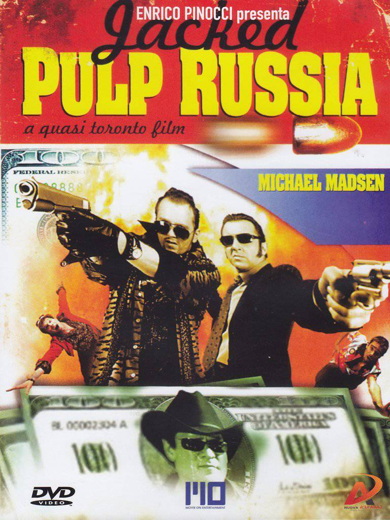 Jacked Pulp Russia