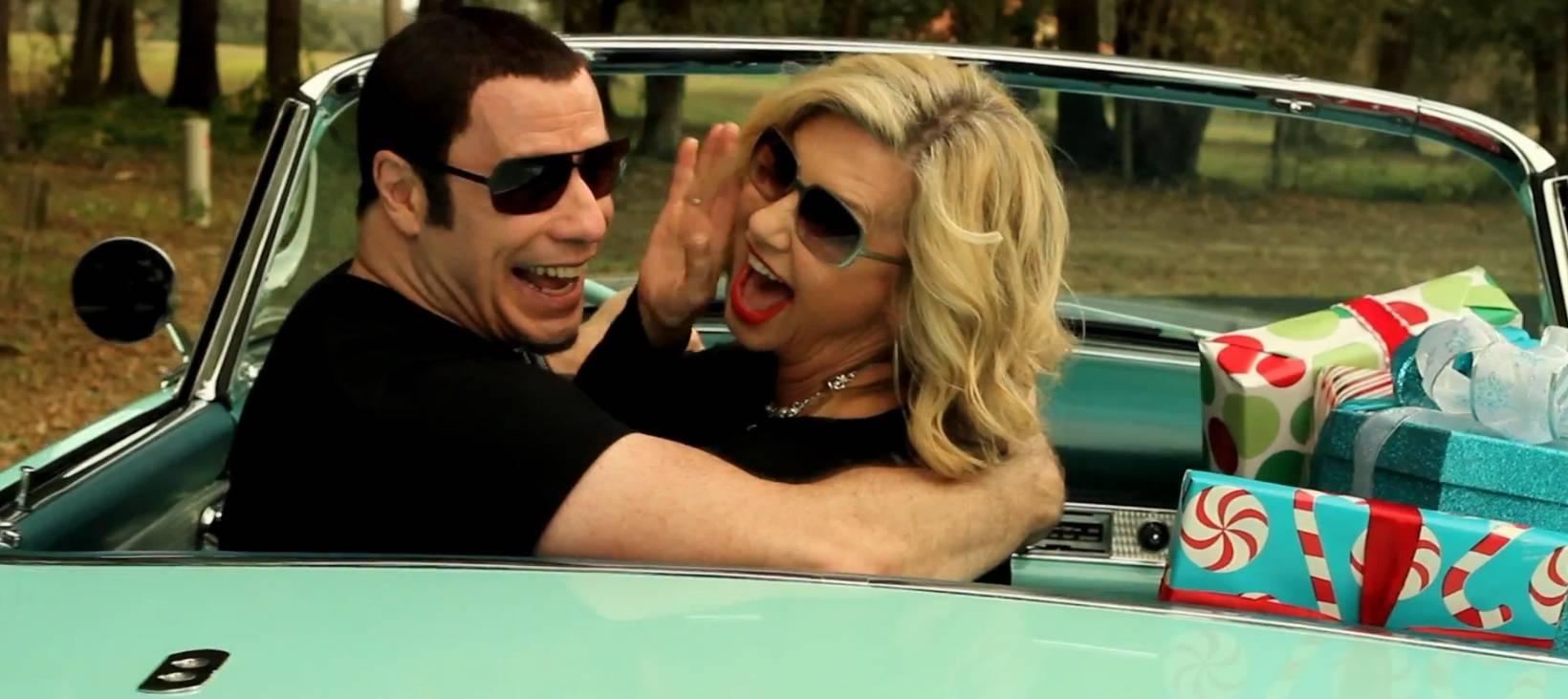 "A trentacinque anni da ""Grease"", John Travolta e Olivia ..."