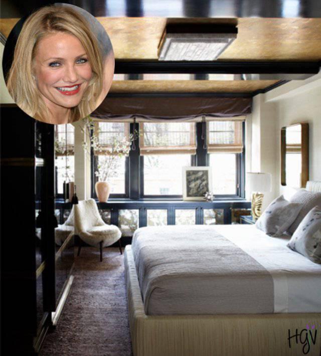 Le camere da letto da sogno delle star - Camera da letto da sogno ...
