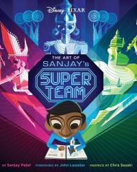 Sanjays Super Team Pixar Post