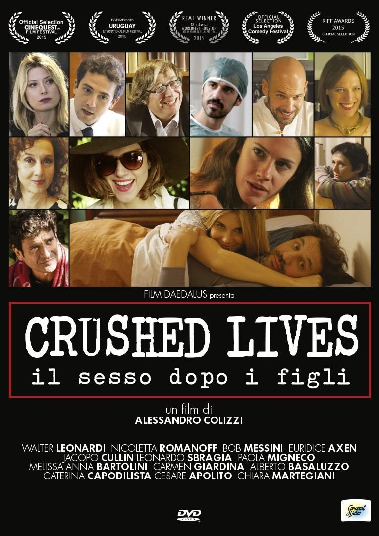 Crushed lives