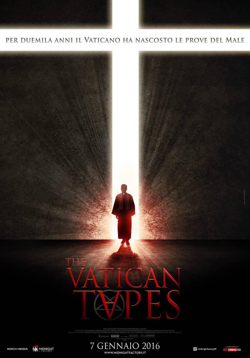 The Vatican Tapes - locandina ITA