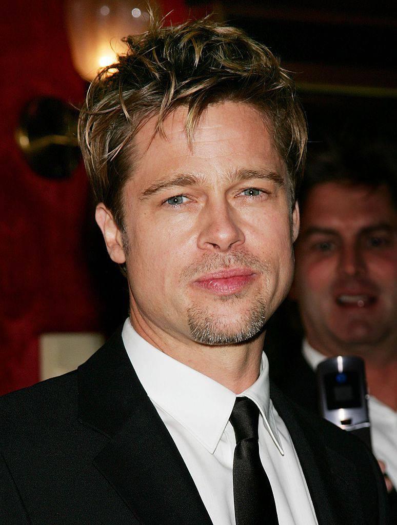 Brad Pitt tra Marion C...