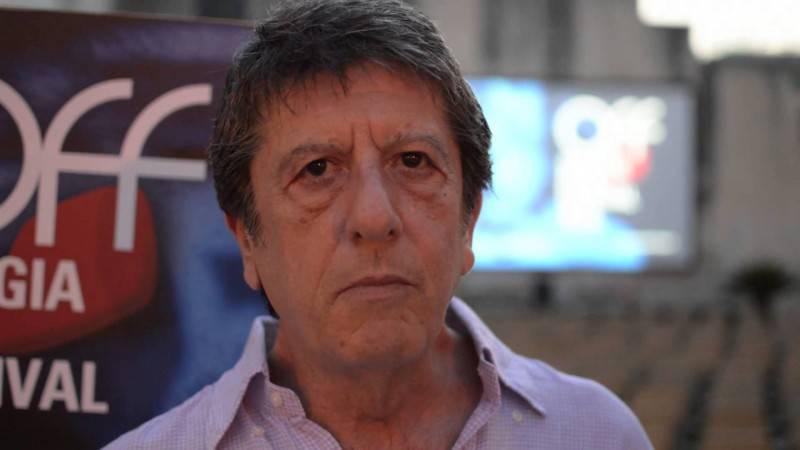 Andrea Purgatori a Ortiga Film Festival