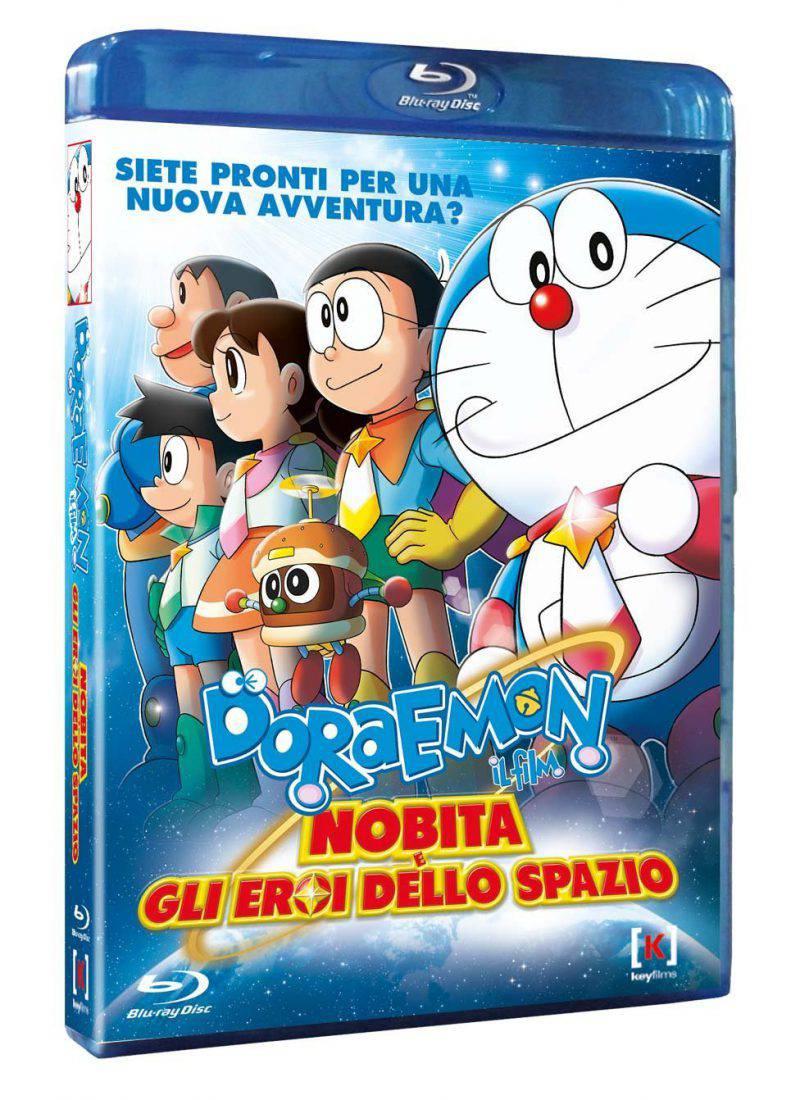 Doraemon Nobita e gli eroi dello spazio