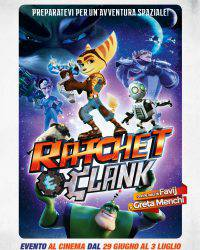 Poster Ratchen & Clank