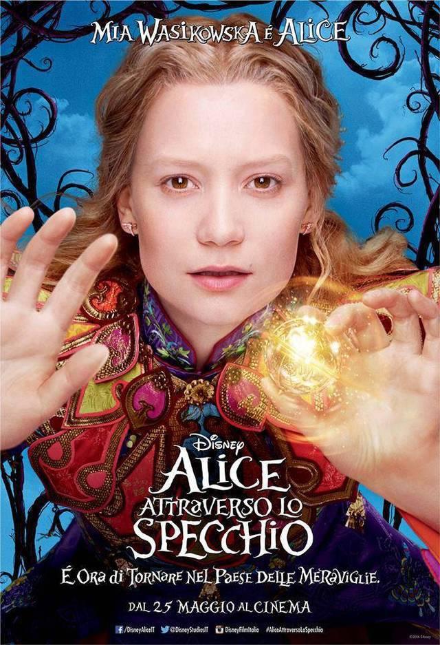 Alice attraverso lo specchio pod dal film l alice di - Cast alice attraverso lo specchio ...