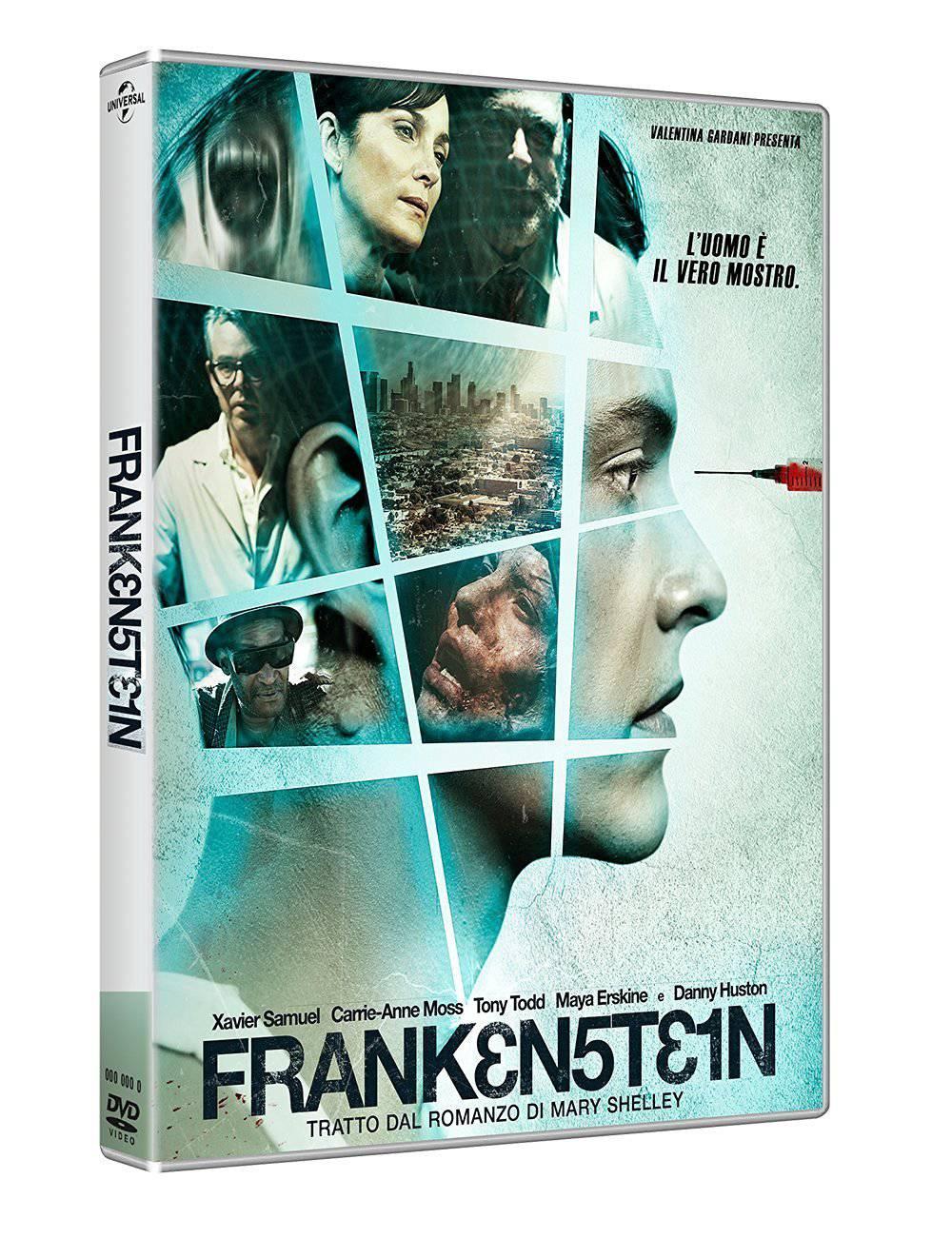 Il moderno frankenstein con xavier samuel finalmente in dvd - Candyman terrore dietro lo specchio ...
