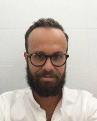 Simone Parravicini - Theatrical Product Manager