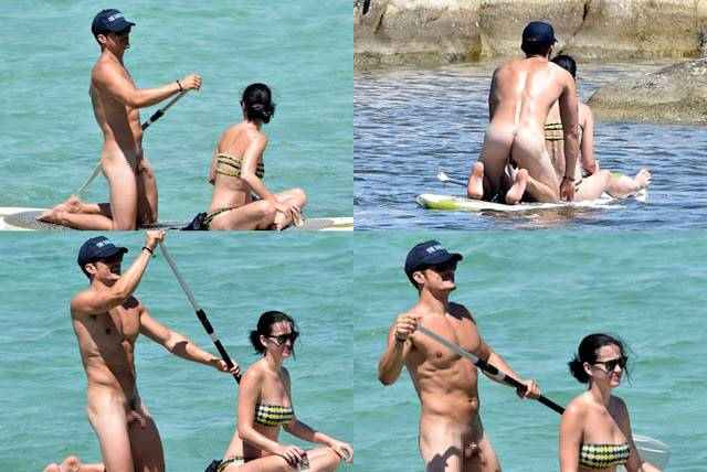 Orlando Bloom Discusses Those Naked Katy Perry Pics