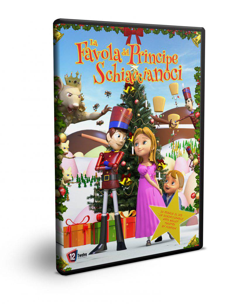 Un natale ricco di magia e divertimento grazie ai dvd