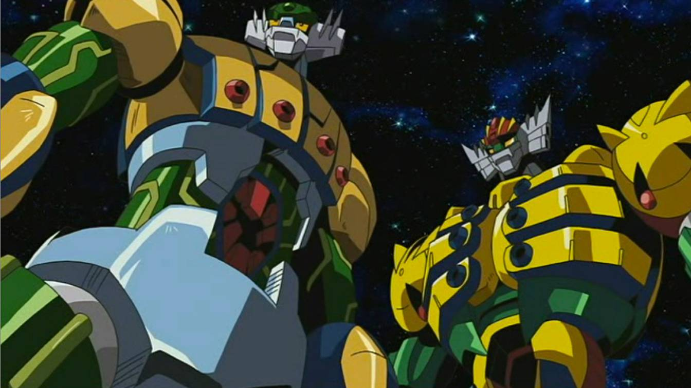Quot shin jeeg robot d acciaio in dvd la recensione
