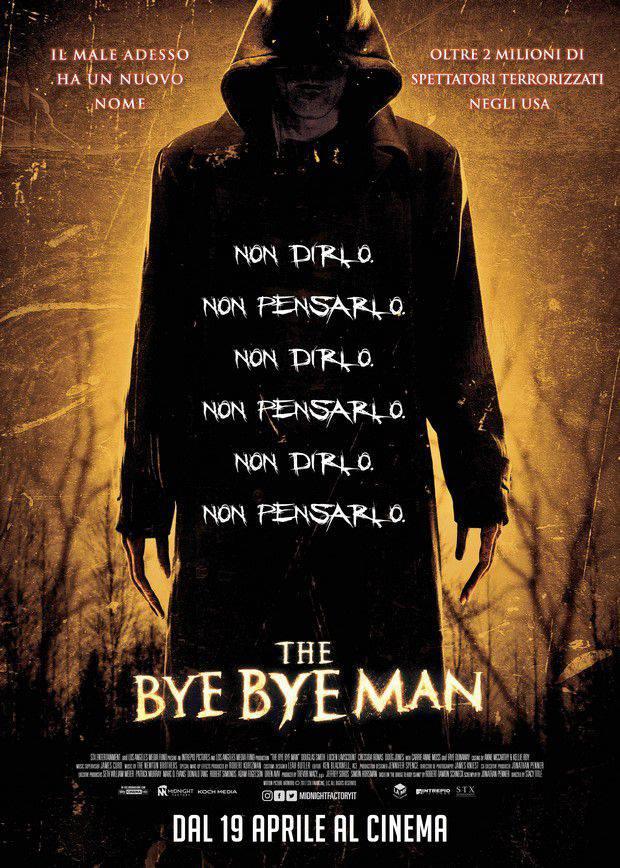 The bye bye man la recensione - Candyman terrore dietro lo specchio ...