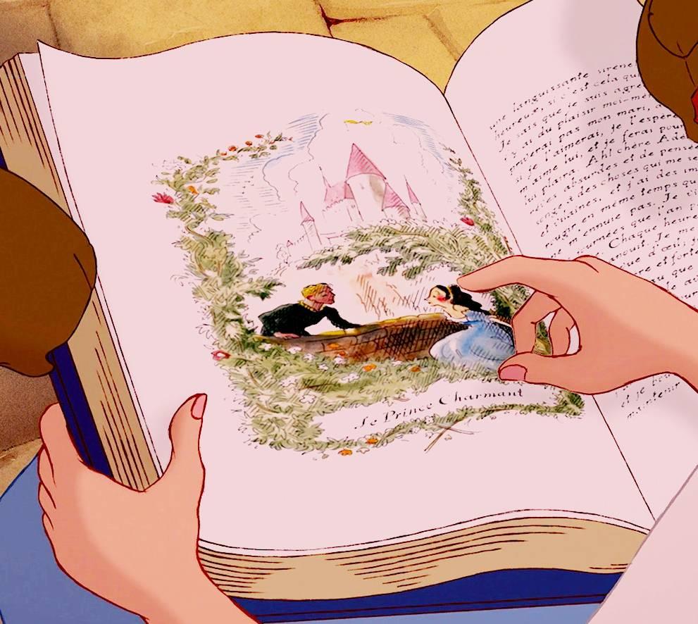 Ecco tutti i libri citati ne quot la bella e bestia