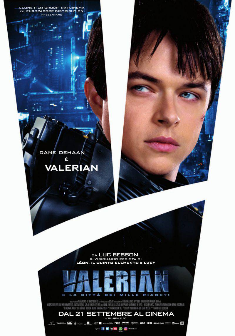 Valerian E La Città Dei Mille Pianeti Clip I Feel Everything