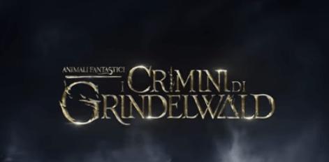 Animali fantastici - I crimini di Grindelwald trailer