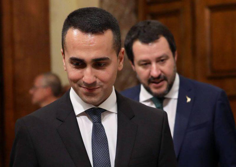 Vice Premier Di Maio