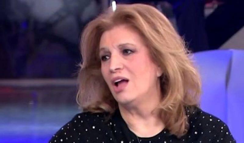 Iva Zanicchi capra