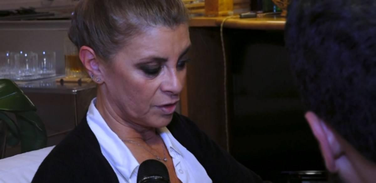 Antonella Tognazzi moglie David Rossi