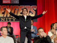 Robert Downey Jr Avengers