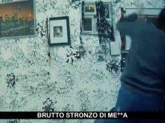 Scherzo Iene a Patrizia Rossetti, video: Cane, nipote D'Alema