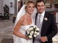 Chi è Enrico Griselli, marito di Serena Autieri? Età, che lavoro fa, Dubai