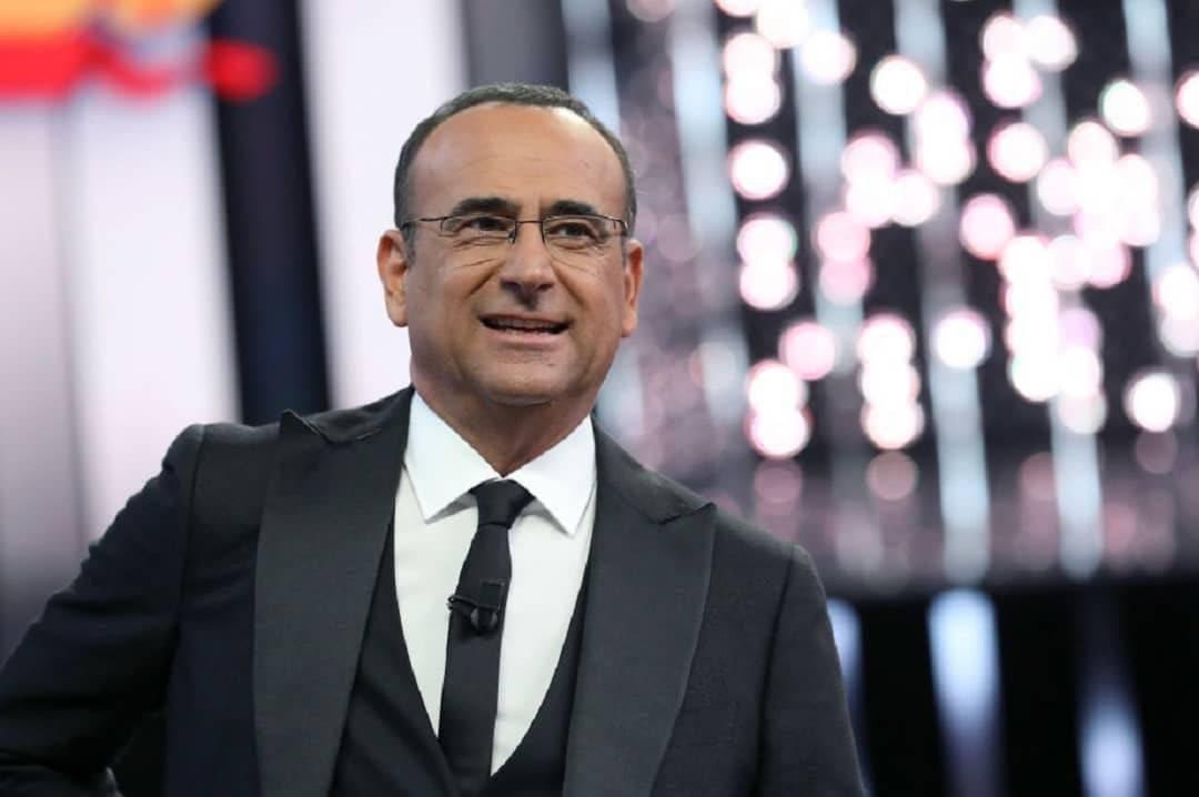 Carlo Conti su Fausto Brizzi al Maurizio Costanzo Show: parole commoventi