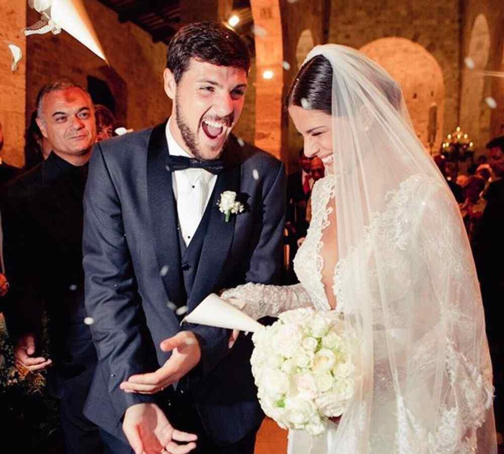 Marito Ludovica Caramis, chi è? Mattia Destro: età, news, stipendio