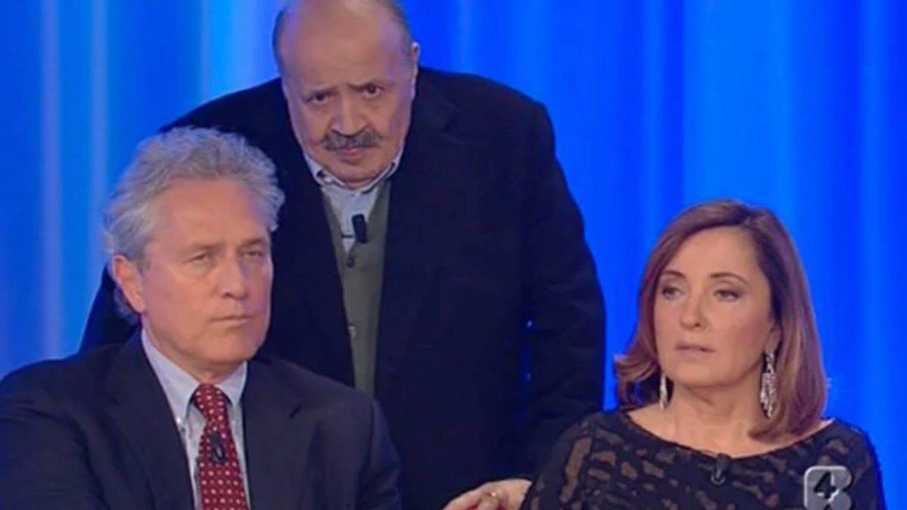Barbara Palombelli Chi E Moglie Francesco Rutelli Figli Eta Serena Gf 16