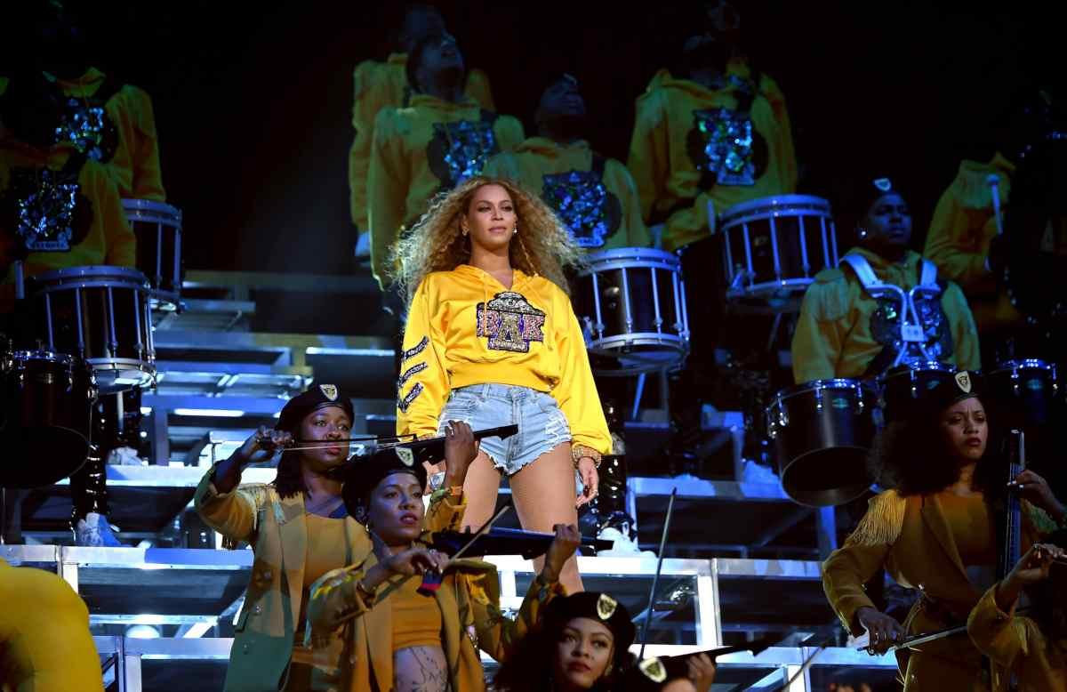 Homecoming, Beyoncé