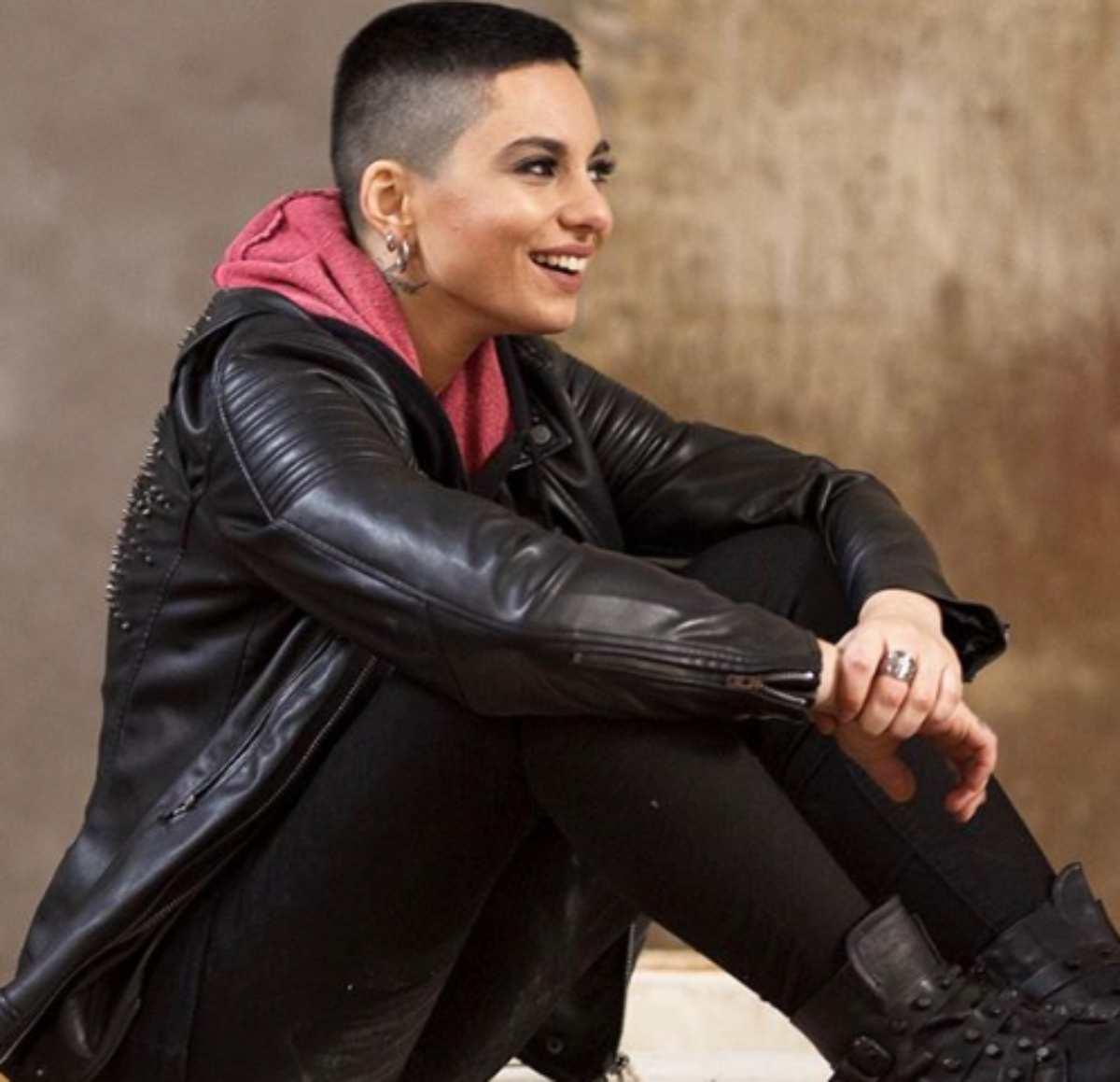 Giordana Angi