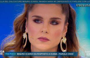 Ivana Icardi lecca l'orecchio a Gianmarco Onestini, è vero?