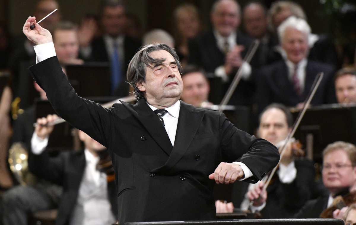 domenico muti, Riccardo Muti