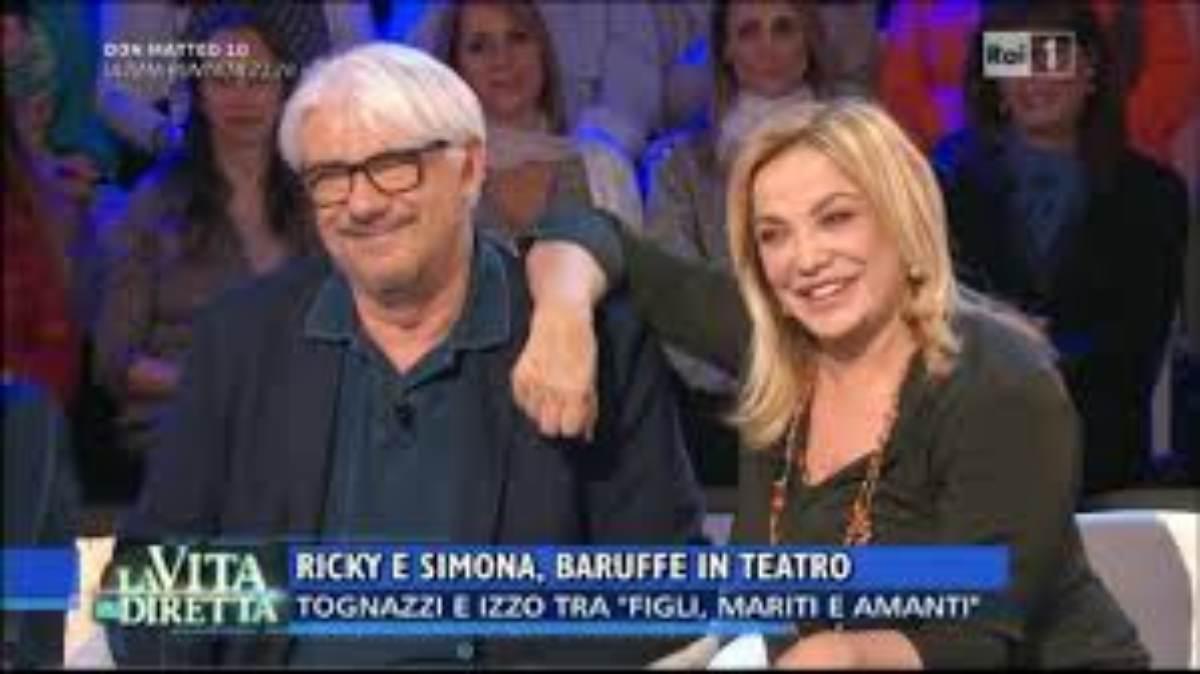 Simona Izzo, moglie di Ricky Tognazzi: figli, età, Instagram
