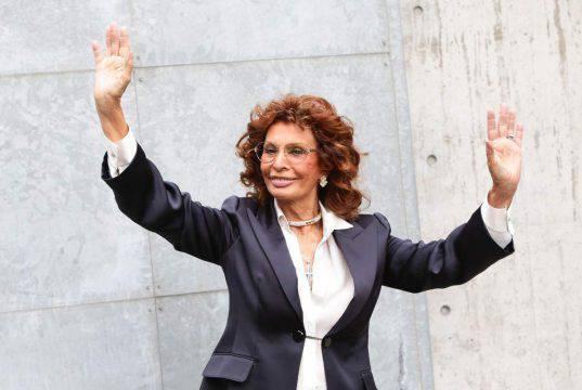 Sophia Loren, felice che il film La vita davanti a sé, vi abbia toccato il cuore