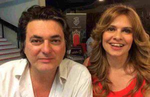 Angelo Maresca, chi è il marito di Debora Caprioglio? Foto, figli, età