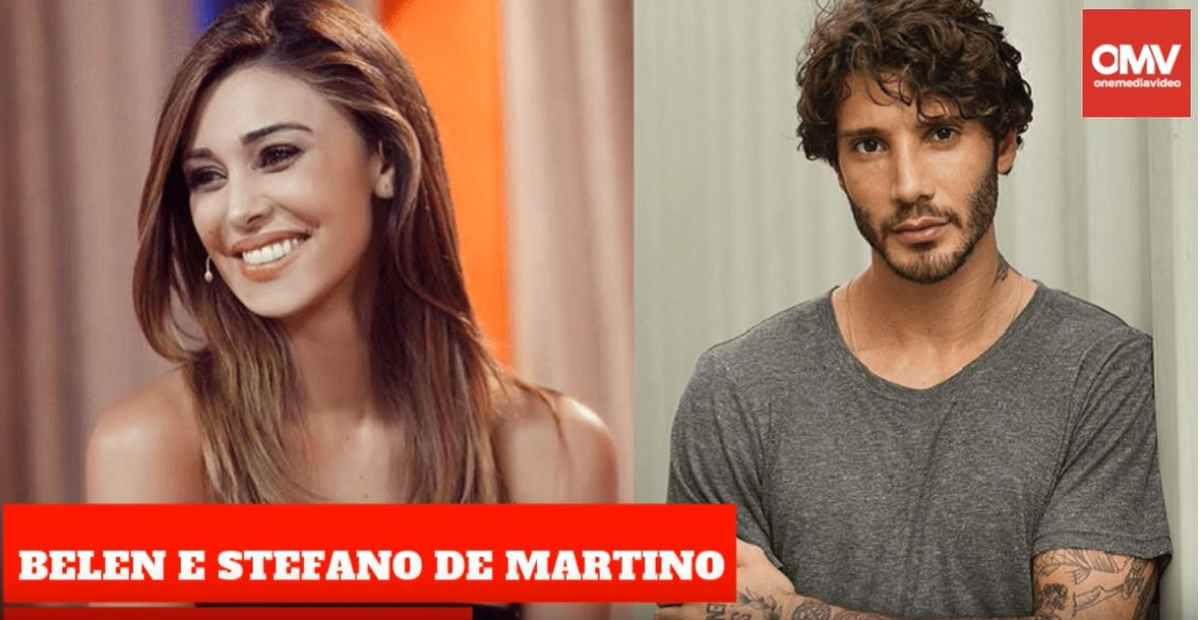 Belen Rodriguez e Stefano De Martino insieme in vacanza: ecco dove