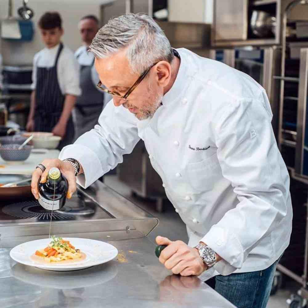 Bruno Barbieri chi è? Chef 4 Hotel, stelle, età, ristorante, ricette