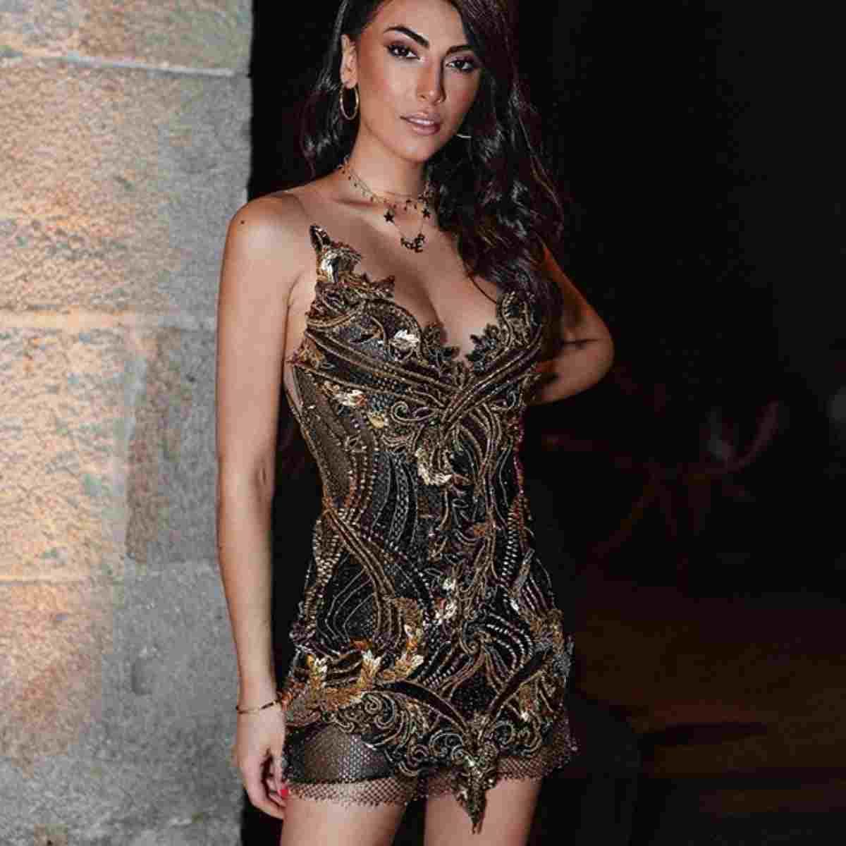 Giulia Salemi chi è? Fidanzato Francesco Monte, padre, Miss Italia